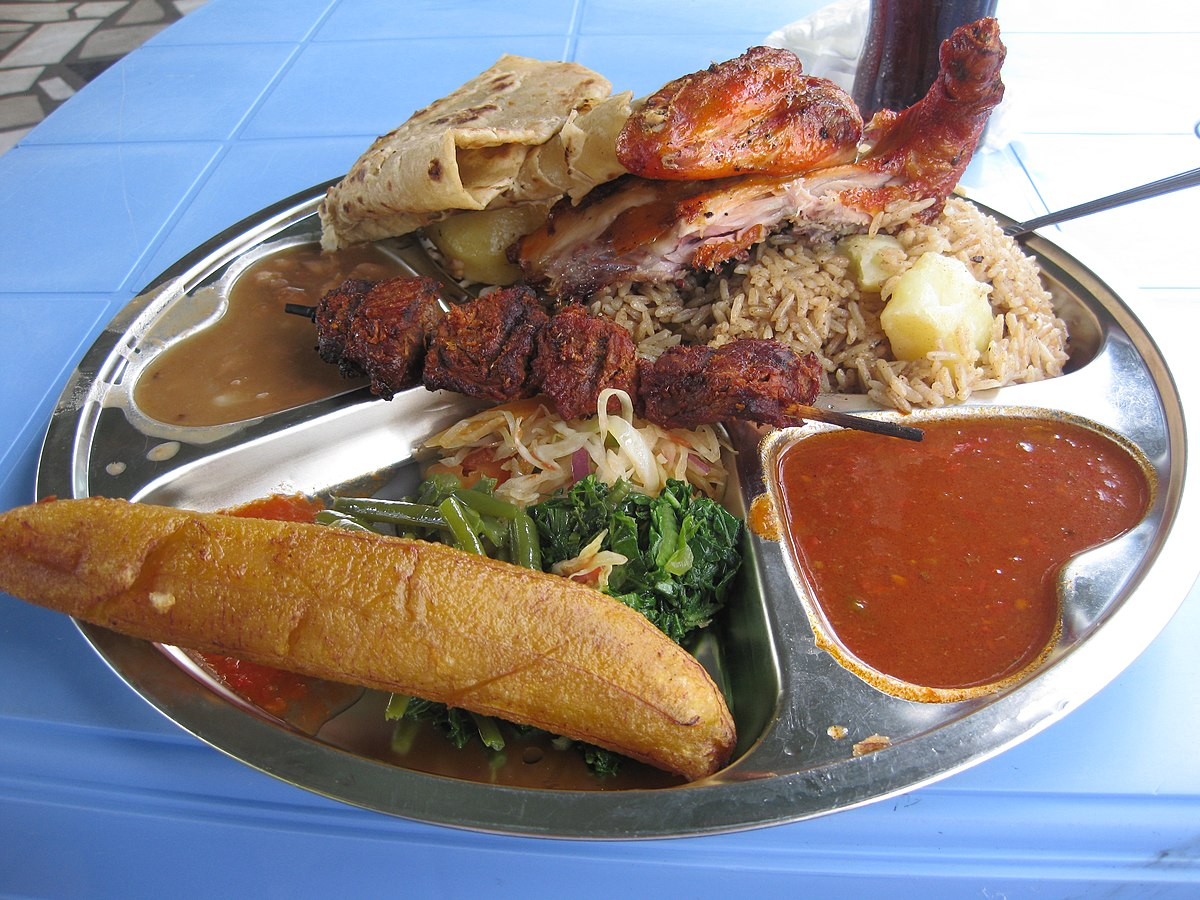 Cuisine tanzanienne wikip dia for Cuisine wikipedia