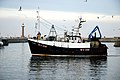 Trawler about to dock - geograph.org.uk - 497550.jpg