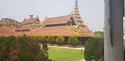Treasury Building of Mandalay Palace.jpg