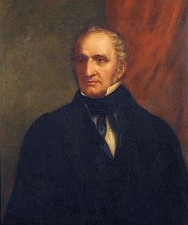 Tristam Burges American politician
