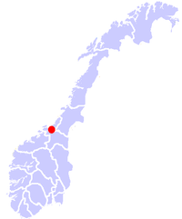 Trondheim location.png