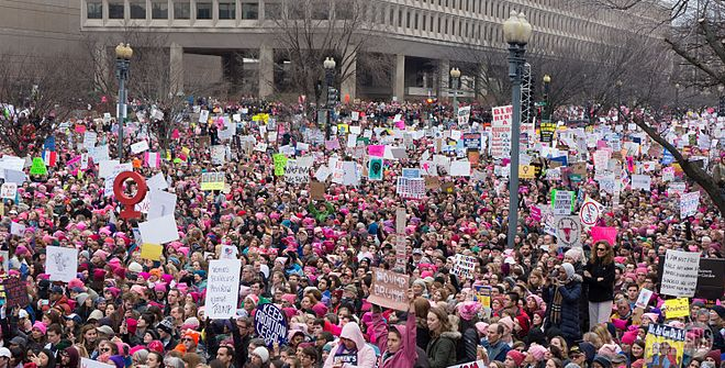 Trump-WomensMarch 2017-top-1060258 (32449986375).jpg