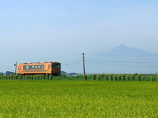 Tsugaru Railway line 2010