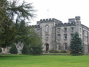 Tulliallan Castle - Tulliallan Castle.