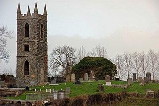 Tullylish village in the United Kingdom