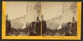 Tutocanula, or El Capitan, 3600 ft. Yosemite Valley, Mariposa County, Cal, by Watkins, Carleton E., 1829-1916 2.png