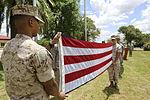 U.S. Marines and U.S. Airmen conduct a Memorial Day ceremony on Moron Air Base, Spain 140523-M-DA099-017.jpg