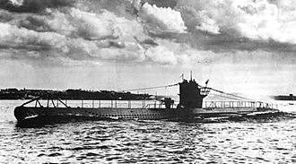 German submarine U-100 (1940) - Image: U100