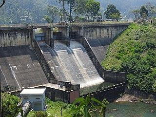 Maskeliya Dam Dam in Maskeliya, Central Province