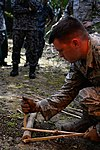 US, Japanese Airmen conduct survival training during Cope North 16 160216-F-CH060-012.jpg