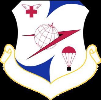 322d Airlift Division - 322d Airlift Division emblem
