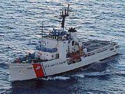 USCGC Reliance WMEC 615