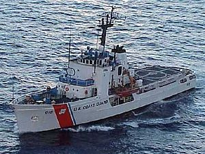 Medium endurance cutter - Reliance-class cutter USCGC Reliance (WMEC-615)