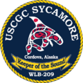 USCGC Sycamore (WLB-209) COA.png