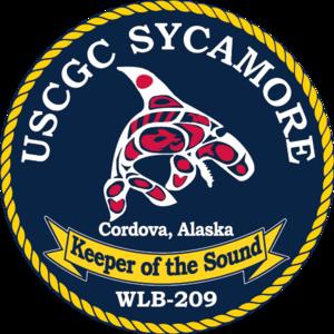 USCGC Sycamore (WLB-209) - Image: USCGC Sycamore (WLB 209) COA