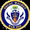 USCGC Walnut (WLB 205) COA.png