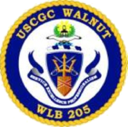 USCGC Walnut (WLB 205) COA