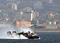 USN landing craft leaving Lebanon July 22 2006.jpg