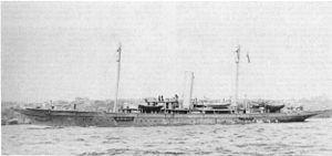 USS Alcedo (SP-166) - USS Alcedo