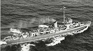 USS Amick (DE-168)