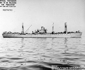USS Bootes (AK-99) - Image: USS Bootes (AK 99)