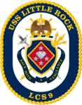 USS Little Rock LCS-9 CoA.png