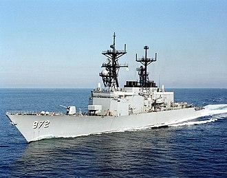 USS Oldendorf - USS Oldendorf (DD-972)