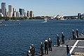 USS Preble passes the Sydney Opera House. (9394574946).jpg