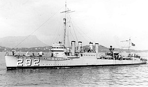 USS Reid (DD-292)