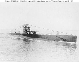 USS <i>S-45</i> (SS-156)