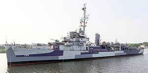USS Slater - Image: USS SLATER 2014