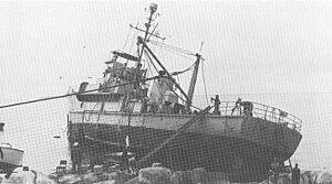 USS Simon Newcomb (AGSC-14) - Image: USS Simon Newcomb (AG Sc 14)