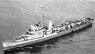 USS <i>Sloat</i> (DE-245)
