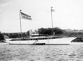 USS <i>Sultana</i> (SP-134)