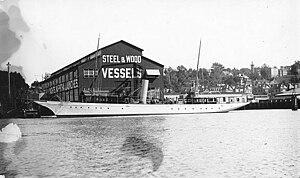 USS WILKES (Torpedo Boat - 35, TB-35)