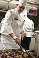 US Army Reserve Culinary Arts Team serves three-course meal to guest diners 160310-A-XN107-058.jpg