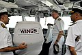 US Navy 100413-N-8273J-089 Chief of Naval Operations (CNO) Adm. Gary Roughead tours the Indian navy aircraft carrier (INS) VIRAAT in Mumbai, India.jpg
