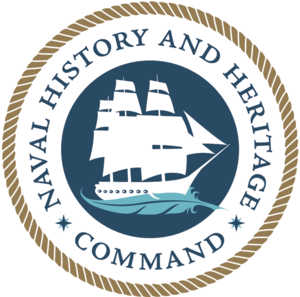 Naval History and Heritage Command - Image: US Navy Naval History and Heritage Command logo 2014