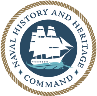 Naval History and Heritage Command responsible for the preservation, analysis, and dissemination of U.S. naval history