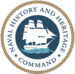 US Navy Naval History and Heritage Command logo 2014.png