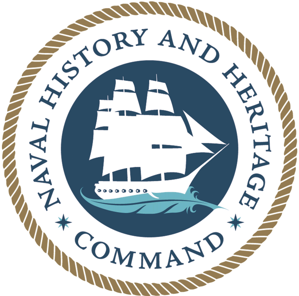 US Navy Naval History and Heritage Command logo 2014