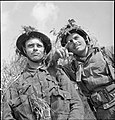 US Ranger Goes To British Battle School- Americans Train For Battle in the UK, 1943 D13691.jpg