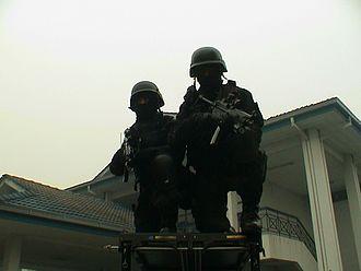 Eastern Sabah Security Zone - PGK operators are stationed at forward operating bases in Mabul Island, Semporna and Banggi Island, Kudat.