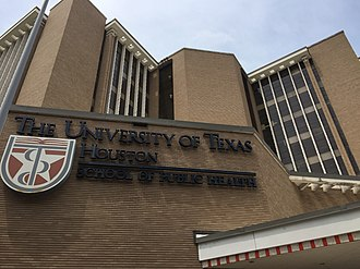 University of Texas Health Science Center at Houston - UTHealth School of Public Health in 2018