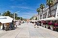 Uferpromenade Riva in Split, Kroatien (48693851392).jpg