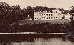 Ugbrooke - Image: Ugbrooke House 1908
