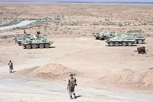 """Результат пошуку зображень за запитом """"ukrainians in iraqi war 2003"""""""