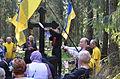 Ukrainian Delegation in Levashovo Memorial Cemetery 15.JPG