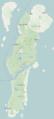 Ulvön topo map.png