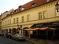 Ungelt (Staré Město), Praha 1, Týnská, Malá Štupartská, Týn, Staré Město - část souboru dům čp. 5.JPG
